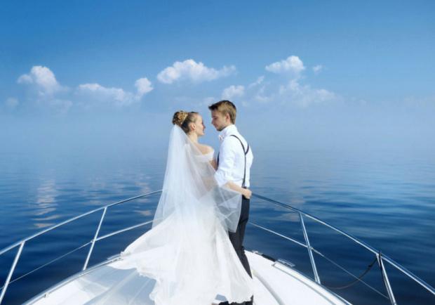 matrimonio barca a vela