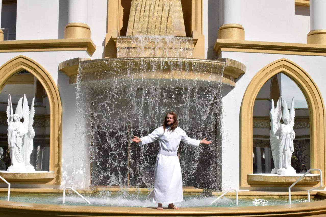 the holy land experience - orlando