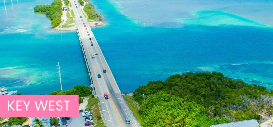 Strada US1 tipico ponte